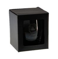 one whiskey glass gift box   one tumbler glass gift box